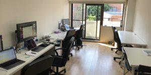 赤坂のアイズバレル新オフィス