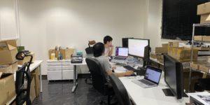 渋谷オフィス1